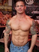 Tattooed Muscle